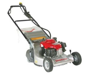 Lawnflite-Pro 553HRS Professional Shaft-Driven Petrol Rear-Roller Lawnmower with Blade-Brake Clutch