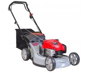 Masport Widecut 800 AL SP Combo Power-Driven 3-in-1 Petrol Lawn Mower