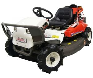 Orec RM982F 4WD Ride-On Brushcutter - Pro Installation