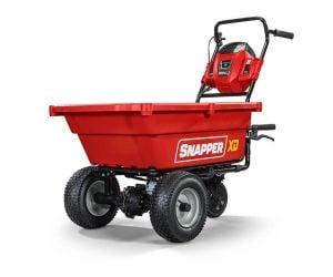 Snapper Battery-Powered Electric Wheelbarrow - Utility Cart - ESXDUC82