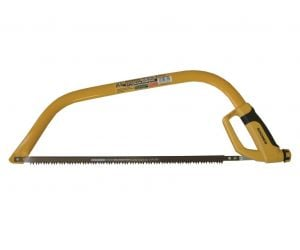 """Roughneck 24"""" (610mm) Bow Saw fitted with Small Straight Teeth (66-824)"""