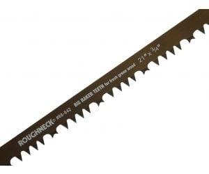 """Roughneck 21"""" (530mm) Bow Saw Blade - Big Raker Teeth (66-842)"""