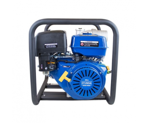 "Hyundai 100 Petrol Water-Pump HY100  389cc 13hp Professional Petrol Water Pump - 4""/100mm Outlet"