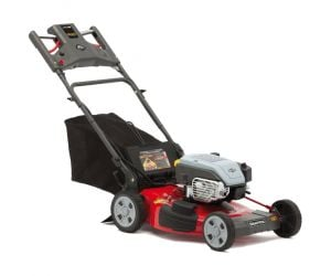 Snapper ENXT-22875E 4-in-1 Variable-Speed Petrol Lawn Mower with Push Button Start