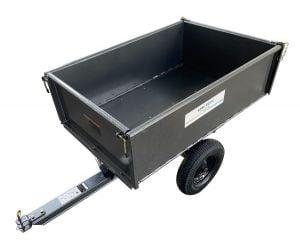 Spectrum SP22143 340kg Steel Tipping-Cart