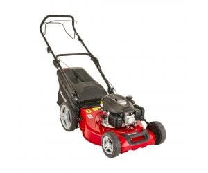 Mountfield SP51-Red Edition 2021 Model Self-Propelled 3-in-1 Petrol Lawnmower