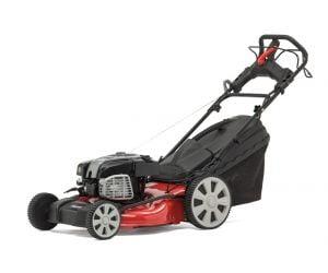 Snapper NX-100 Ninja® Variable-Speed Petrol Mulching Lawnmower with Side Discharge