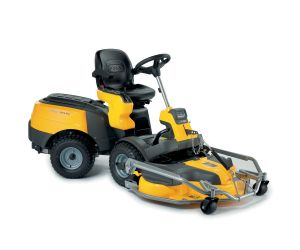 Stiga Park Pro 340 IX 4WD Front-Cut Ride-On Lawnmower (Excluding Deck)