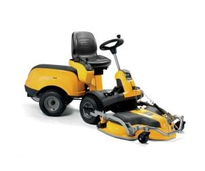 Stiga Park 520 P Front-Cut Ride-On Lawnmower (Including Deck)