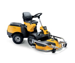 Stiga Park Pro 540 IX 4WD Front-Cut Ride-On Lawnmower (Excluding Deck)