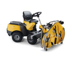 Stiga Park Pro 740 IOX 4WD Front-Cut Ride-On Lawnmower (Excluding Deck)