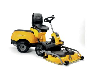 Stiga Park 740 PWX 4WD Front-Cut Ride-On Lawnmower (Excluding Deck)