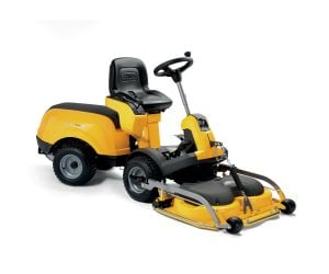 Stiga Park 620 PW Front-Cut Ride-On Lawnmower (Excluding Deck)