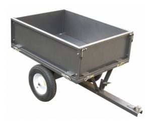 The Handy 225kg (500lb) Towed Trailer / Tractor Cart
