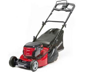 Mountfield S46R-PD LI Cordless Power-Driven Rear-Roller Lawnmower inc 5A Battery