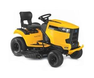 Cub Cadet XT2 ES107 Battery-Powered Electric Garden Tractor
