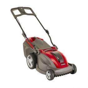 Mountfield Princess 38Li Cordless 4-Wheel Rear-Roller Lawnmower (Lawnmowers – Cordless / Battery Powered Lawn Mowers)