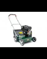 Webb Petrol Scarifier and Raker for Lawns