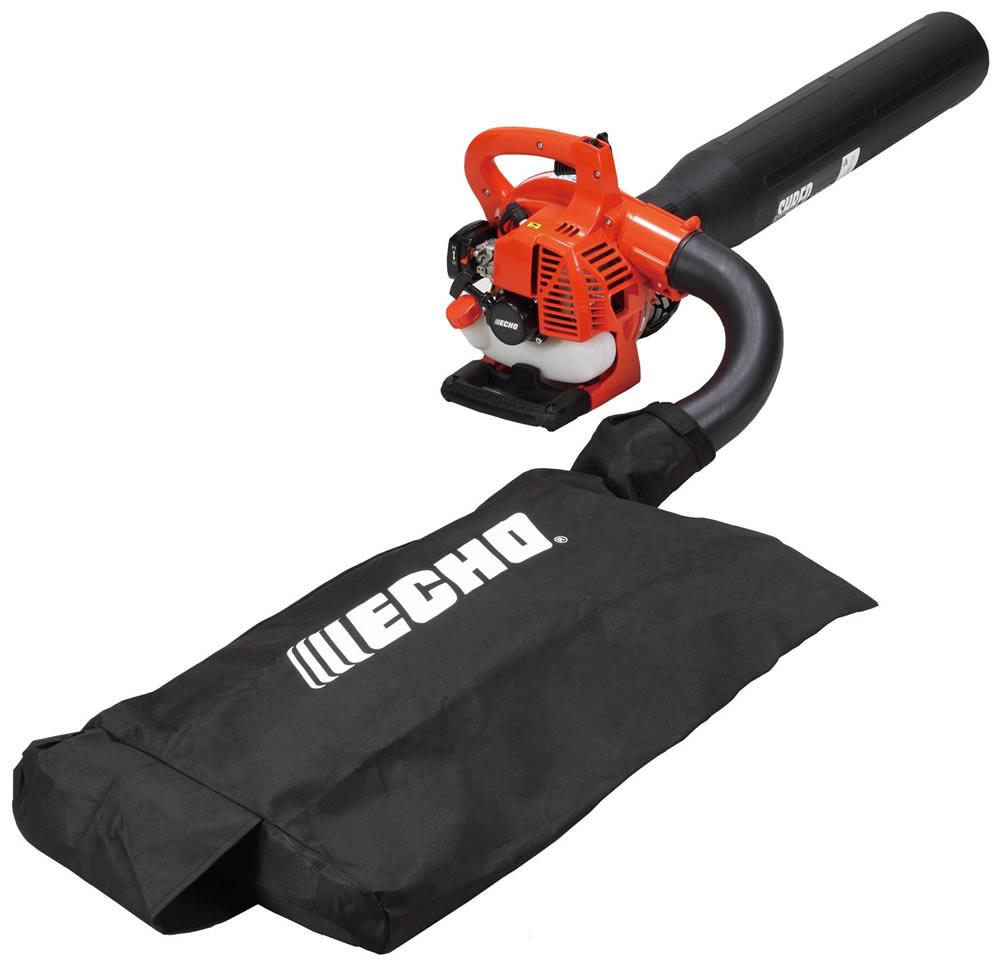 Echo ES-250ES 'Shred N' Vac' Petrol Blower-Vacuum