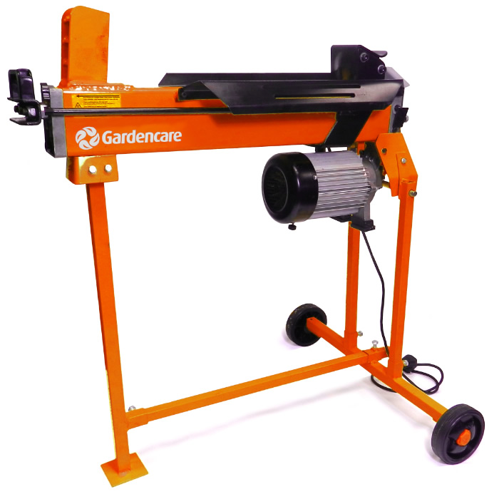 Gardencare 5 Ton Electric Horizontal Log Splitter