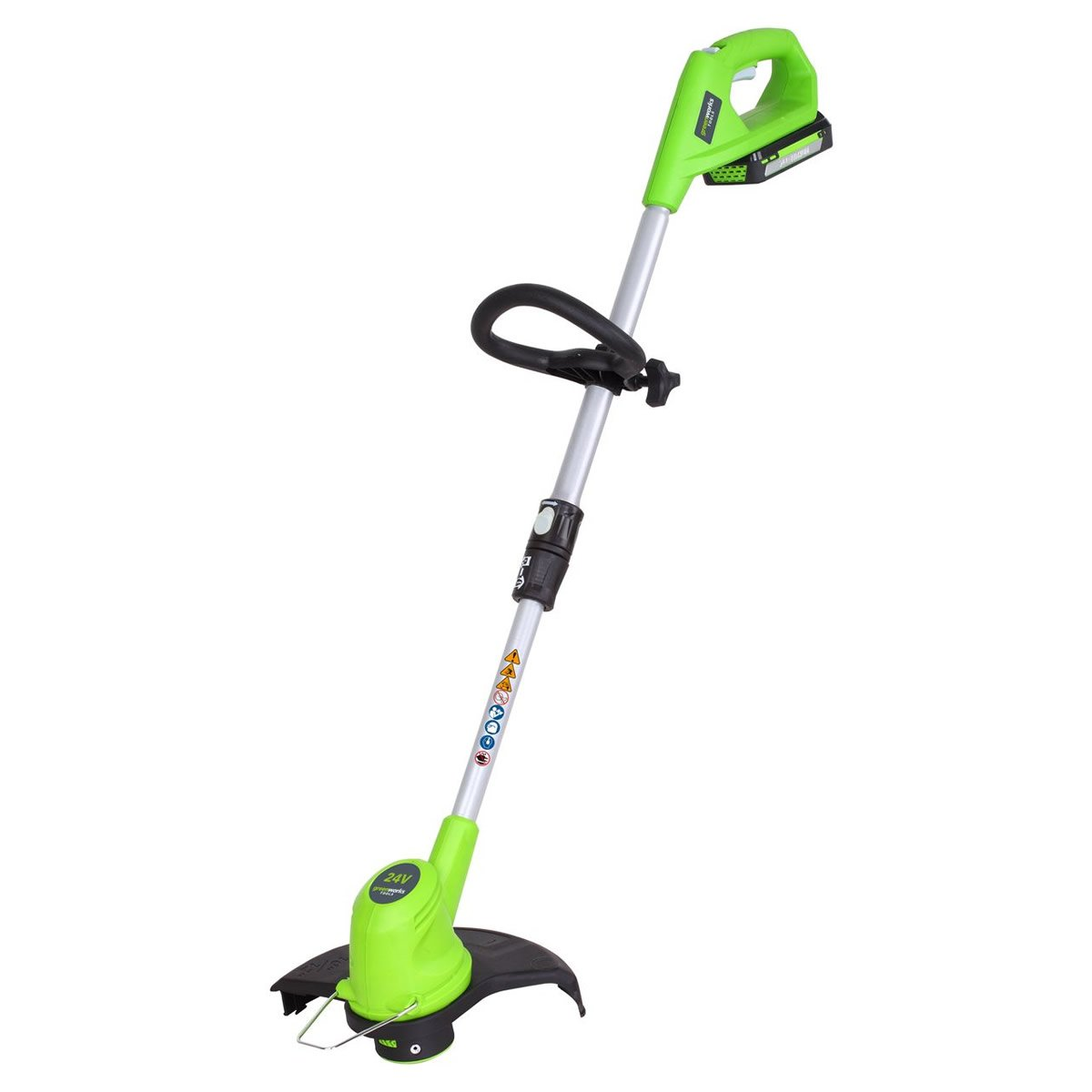 Greenworks 24v Cordless Trimmer/Edger (21247)