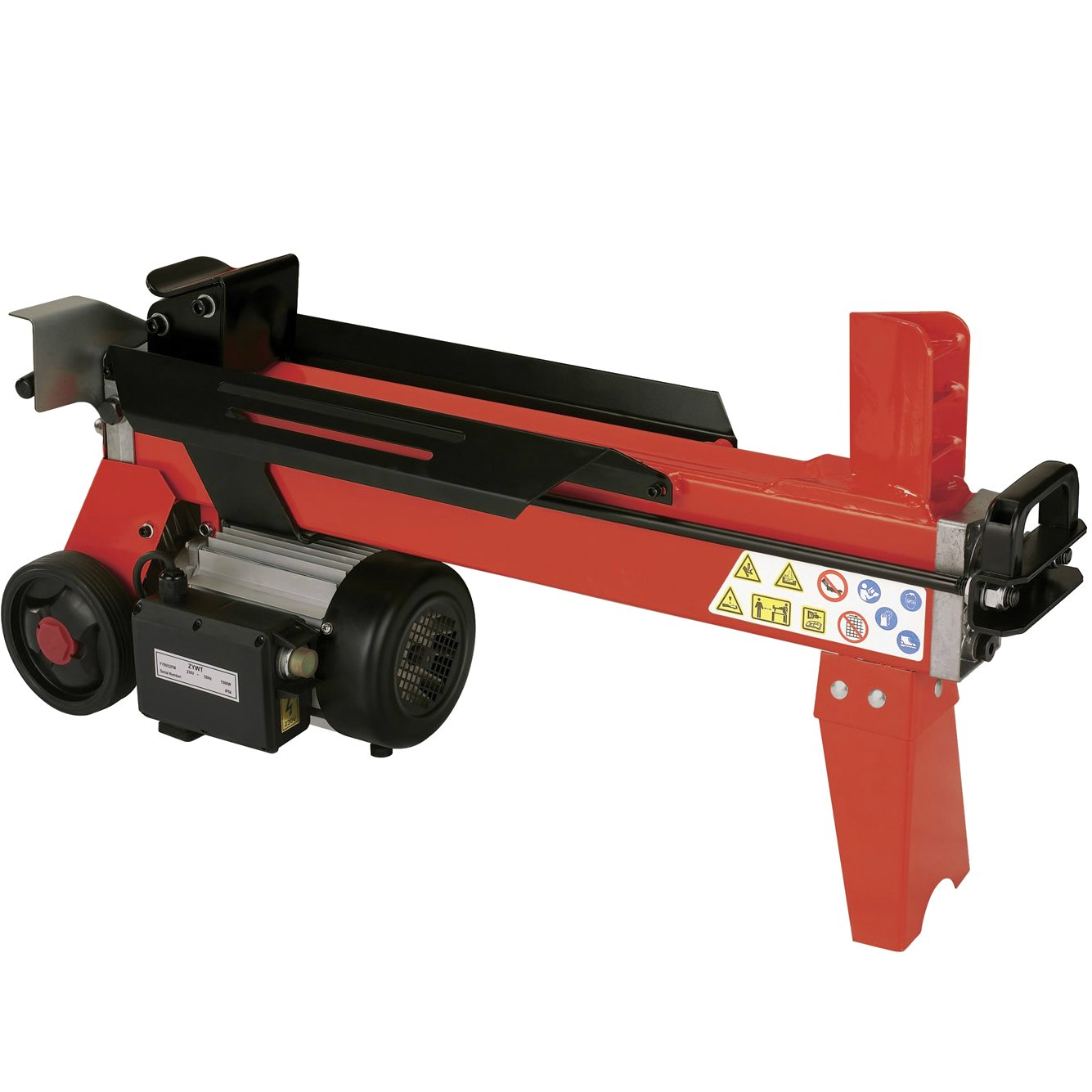 5 Ton Log Splitter Md 5 Ton Electric Log Splitter