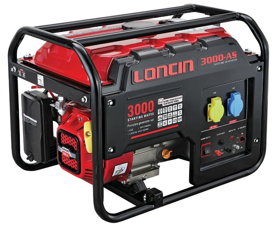 Loncin LC3000 AS Generator