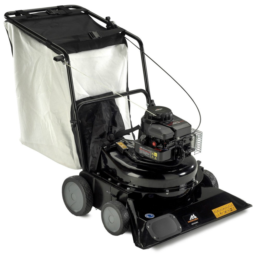McCulloch M4076 Wheeled Lawn & Leaf Vacuum