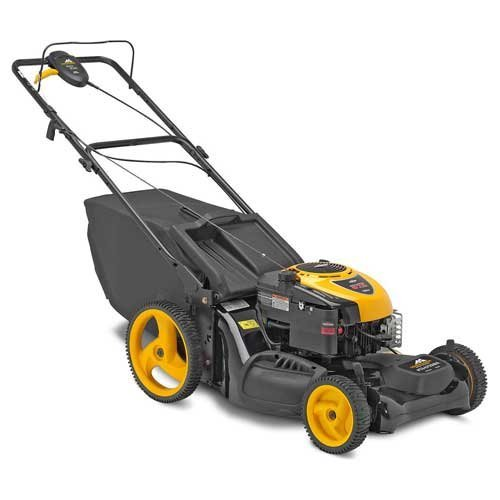 McCulloch M53-170AWFPX Variable Speed 3-in-1 Petrol Lawn Mower