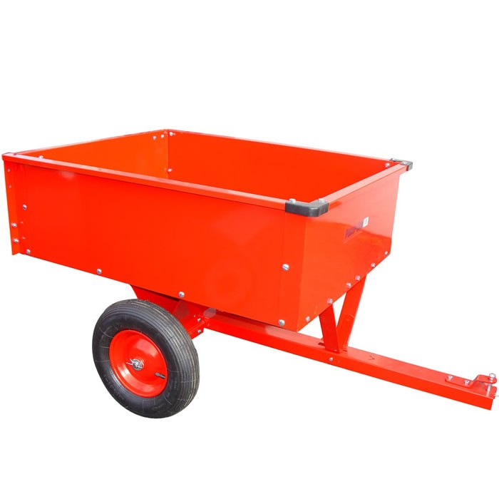 MD 180T Easi Steel Tipping Trailer