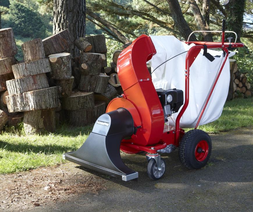 Mountfield Wheeled Pro Vac with Six-Speed Drive