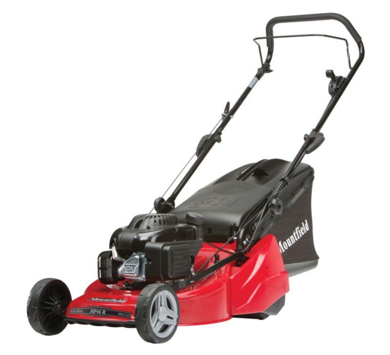 Mountfield HP46R Petrol Rear-Roller Lawnmower
