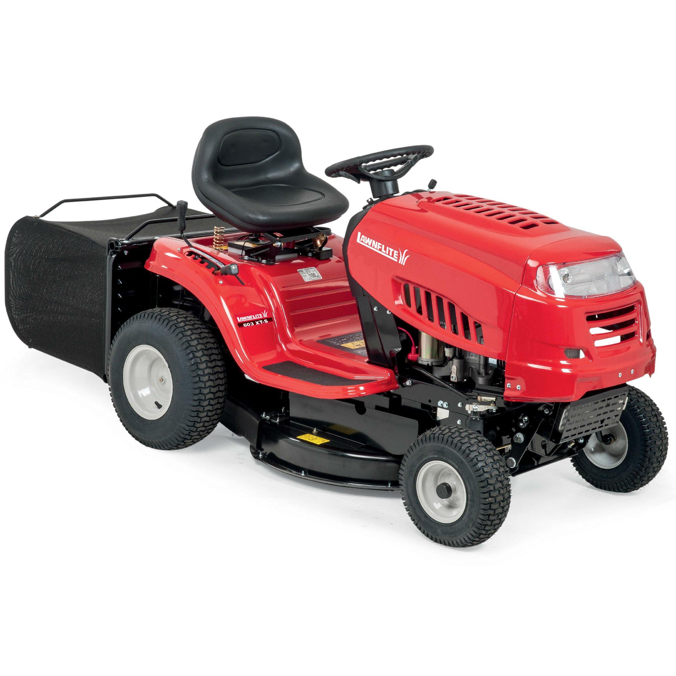 Mtd Lawn Tractor : Lawnflite xt s lawn tractor