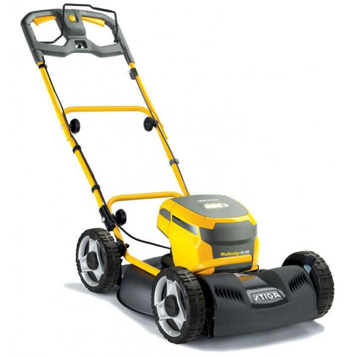 MowDirect Stiga Mutliclip 50S AE 80v Cordless Lawnmower