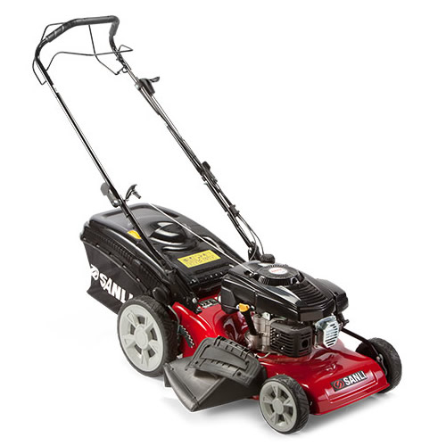 Sanli LSP514 4-in-1 Petrol Self-Propelled Rotary Mower (Special Offer)