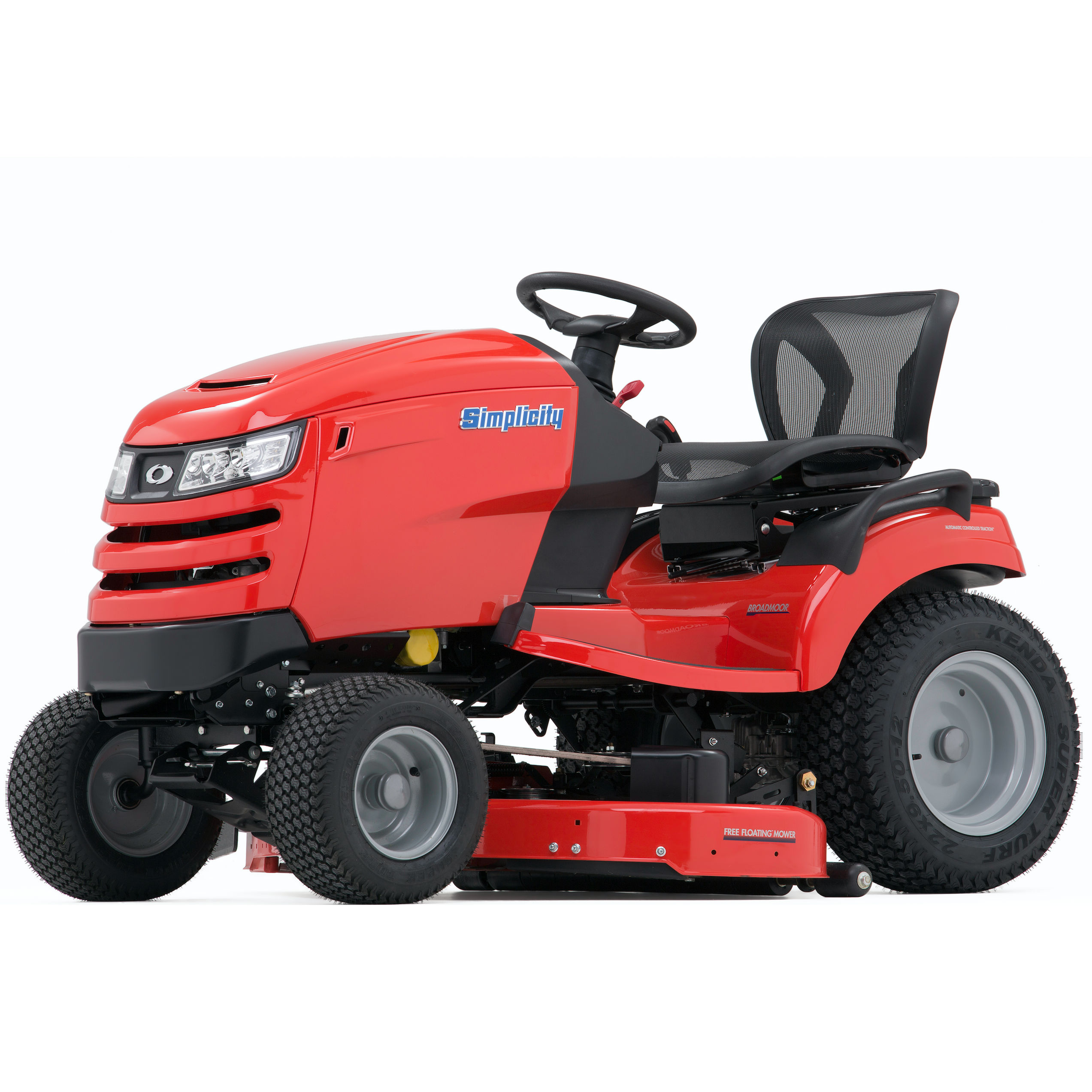 Simplicity Broadmoor Slt300 Lawn Tractor With Striping