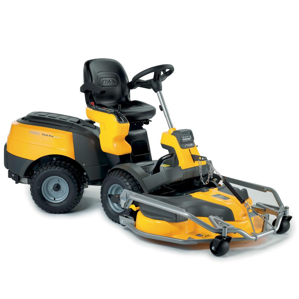 Stiga Park Pro 340 IX Ride-On Lawnmower (Excluding Deck)