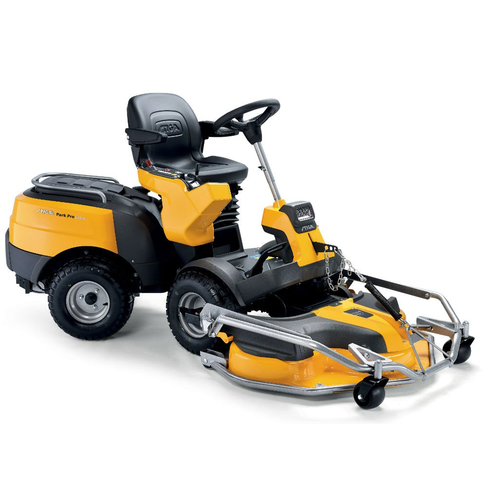 Stiga Park Pro 540 IX Ride-On Lawnmower (Excluding Deck)