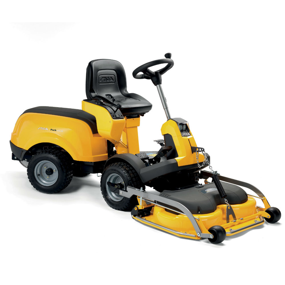 Stiga Park 540 PX Ride-On Lawnmower (Excluding Deck)