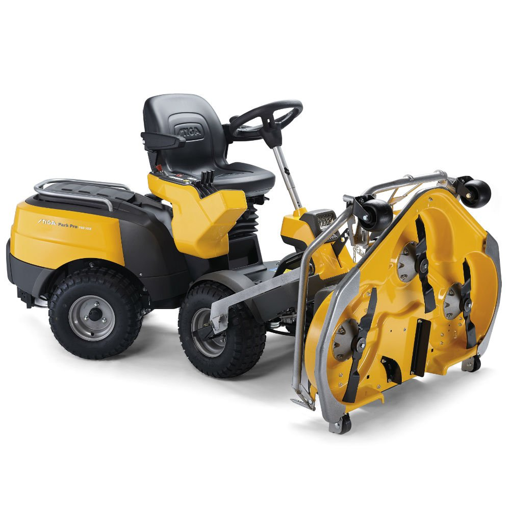 Stiga Park Pro 740 IOX Ride-On Lawnmower (Excluding Deck)