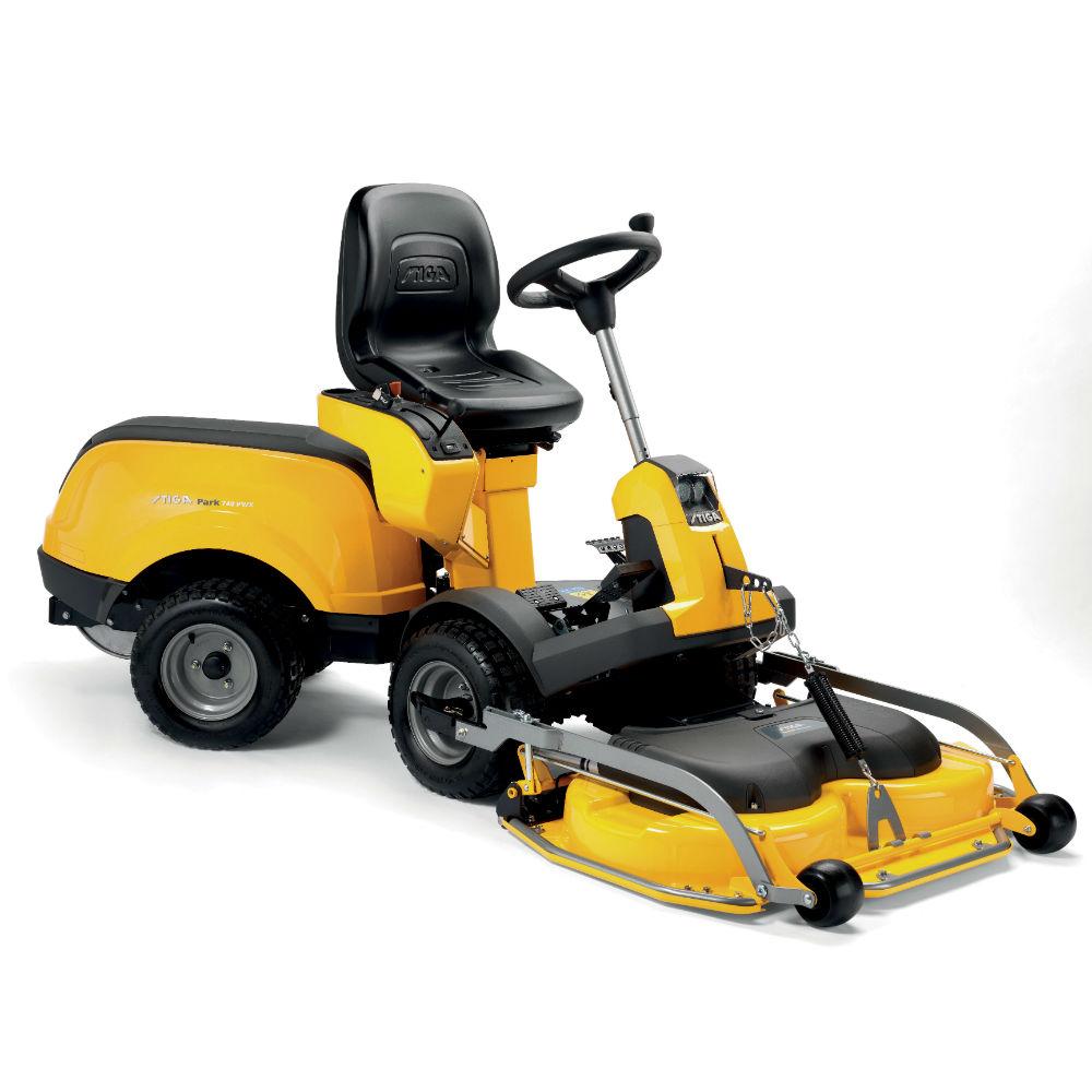Stiga Park 740 PWX Ride-On Lawnmower (Excluding Deck)