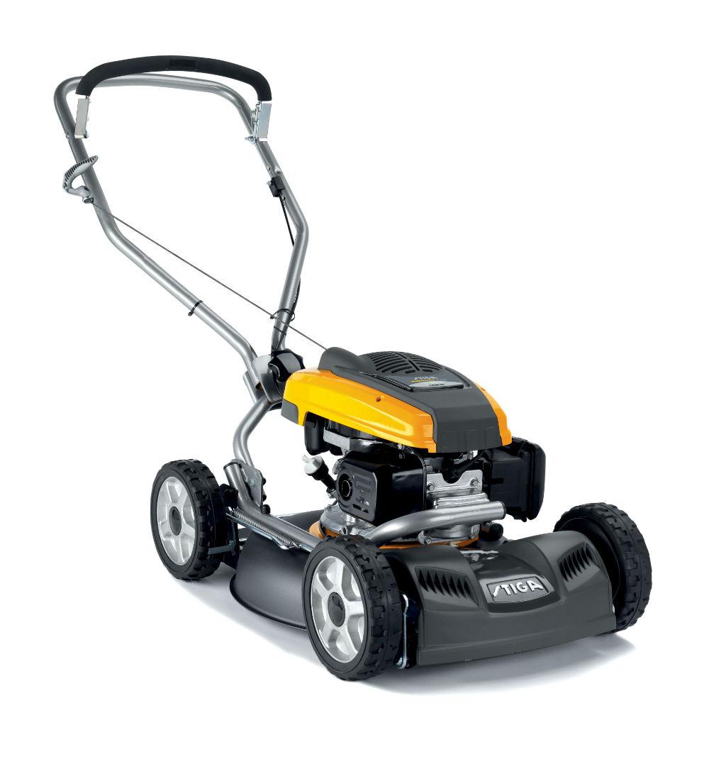 Stiga Multiclip Pro 50 Hand-Propelled Lawnmower