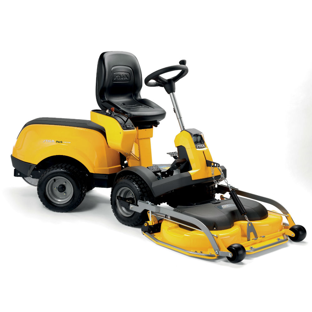 Stiga Park 720 PW Ride-On Lawnmower (Excluding Deck)