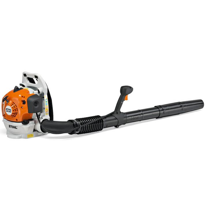 Electric Backpack Blower : Stihl br backpack leaf blower