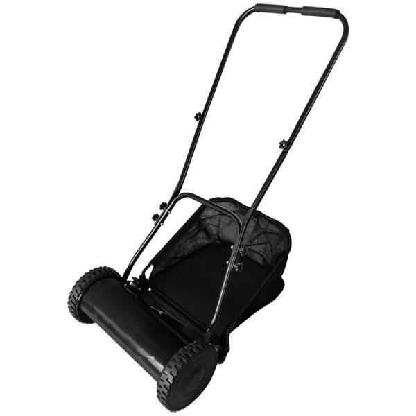 TCK Garden Hand Push Cylinder - Manual Lawn Mower 30cm