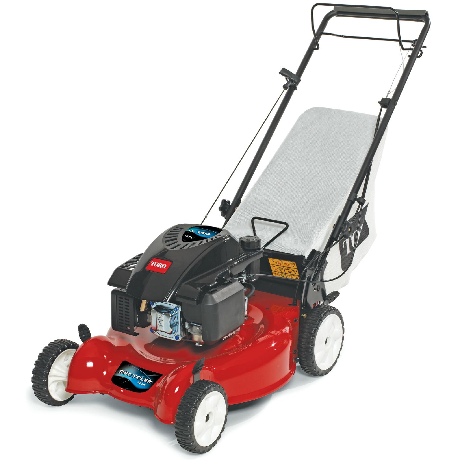 Toro 29639 Steel Deck Petrol Recycler Lawn Mower