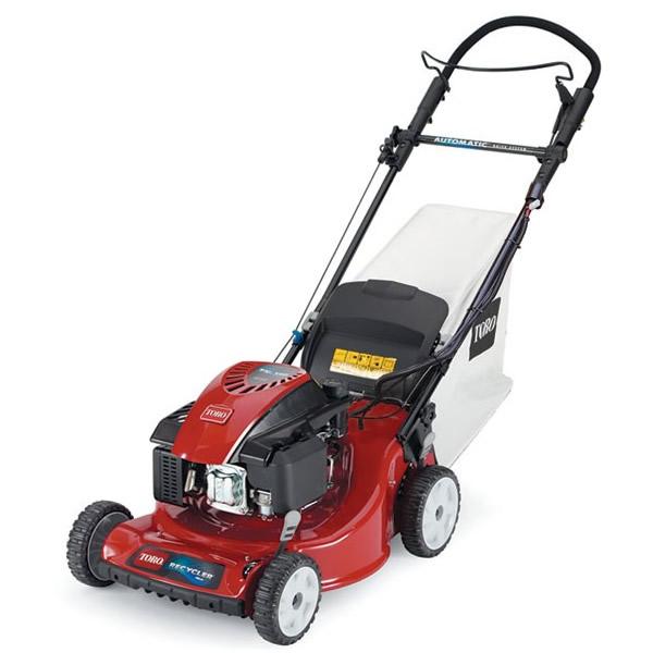 Toro 20952 Steel Deck Petrol Recycler Lawn Mower (ADSKeyLectric Start)