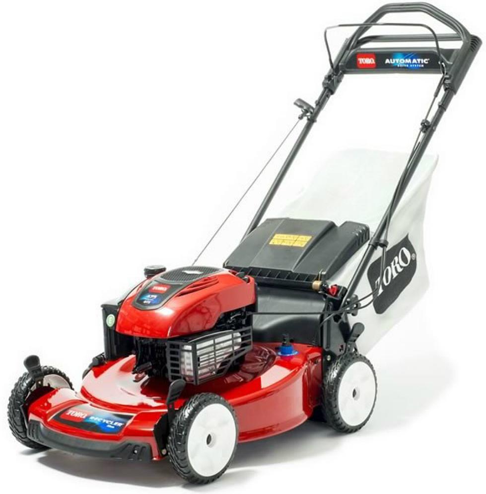 Toro 20955 Petrol Recycler Lawn Mower (ADS)