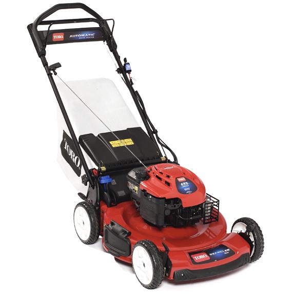 Toro 20956 ES Steel Deck Recycler Lawn Mower (ADS  Electric Start)