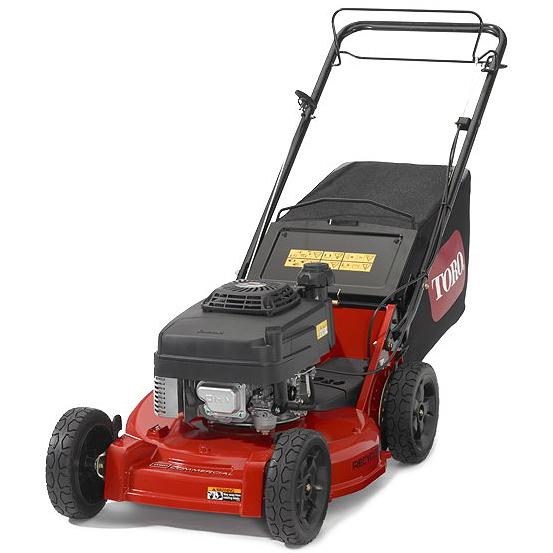 Toro 22291 HeavyDuty Recycler Lawn Mower
